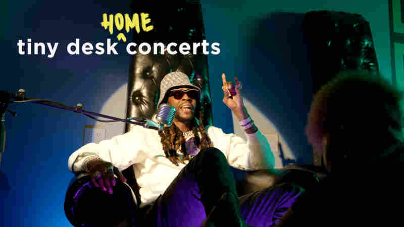 2 Chainz: Tiny Desk (Home) Concert