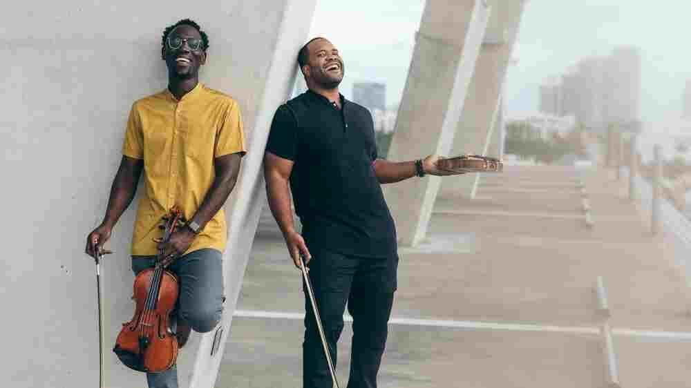 On 'Time To Shine,' Black Violin Focuses On The Light