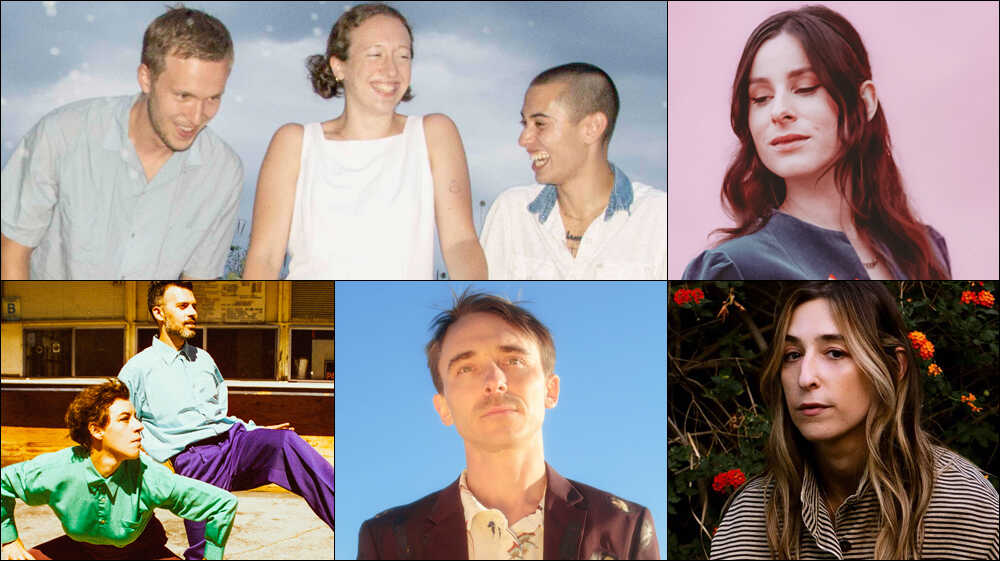New Mix: Tune-Yards, Tōth, Buzzy Lee, More