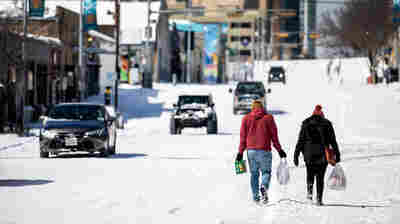 Winter Storm Not Over Yet For Much Of The Country