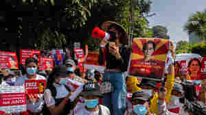 Myanmar's Coup Leaders Level More Charges Against Ousted Leader Suu Kyi