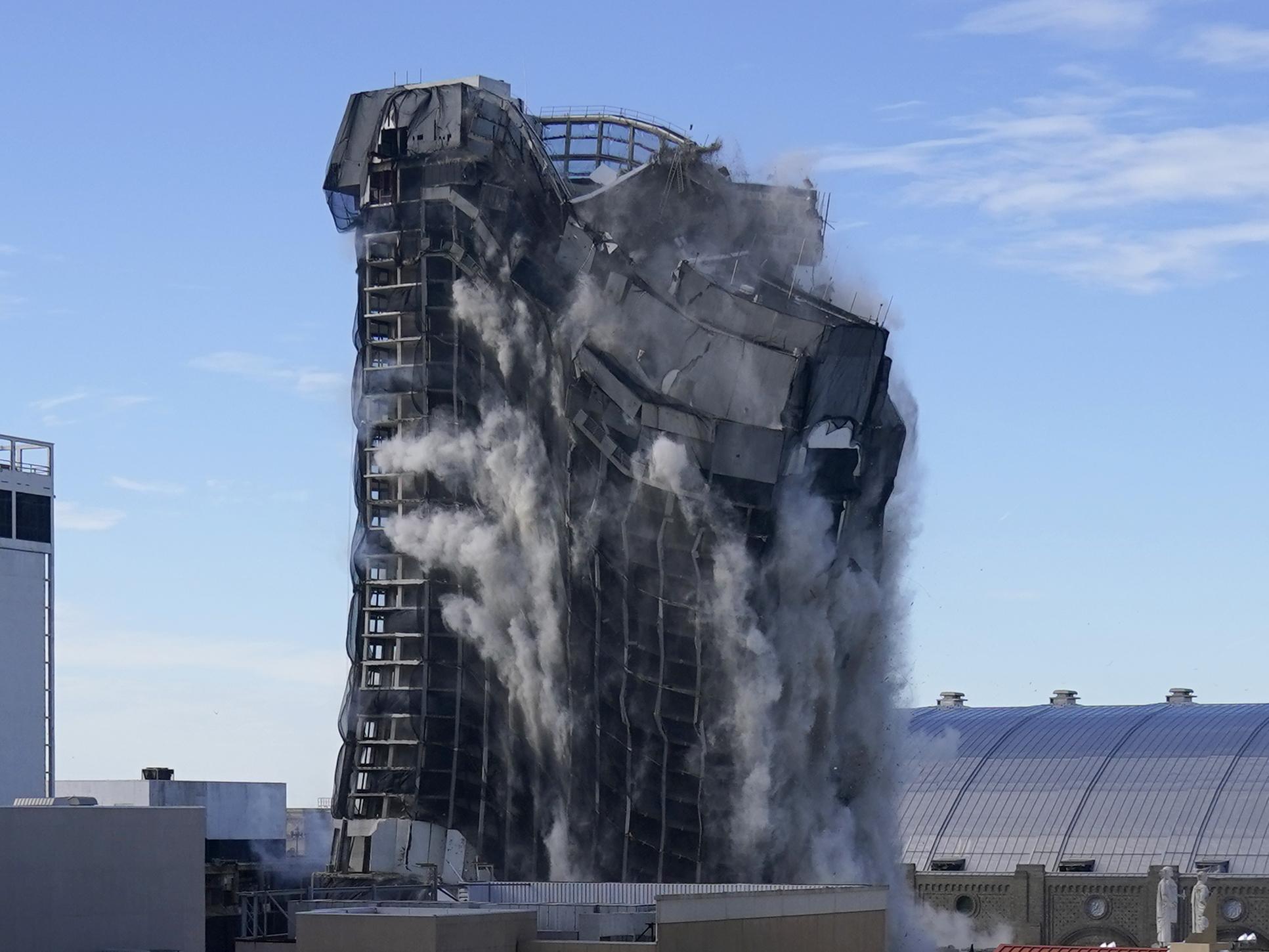Casino demolished door opened washington casino resorts