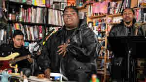 Tiny Desk Playlist: Women Run The Rap Game