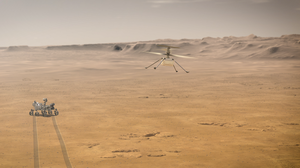 'I'm Safe On Mars.' NASA'S New Rover To Scour Ancient Lake Bed For Life Signs