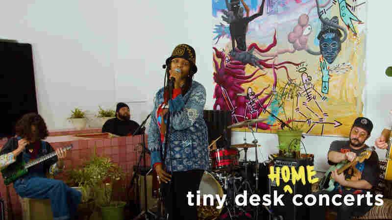 Rae Khalil: Tiny Desk (Home) Concert