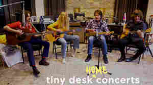 Fogerty's Factory - John Fogerty + Family: Tiny Desk (Home) Concert