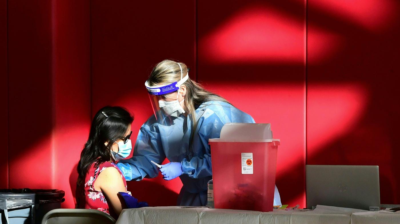 How Do I Get A COVID-19 Vaccine Appointment? : Shots - Health News - NPR