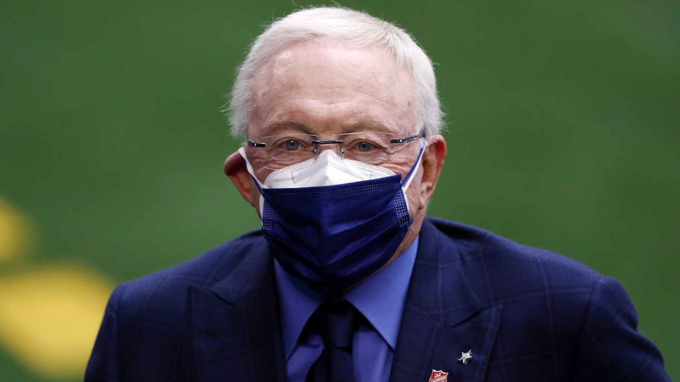 Jerry Jones' Company Hits 'Jackpot' As Harsh Storms Send Natural Gas Prices Surging