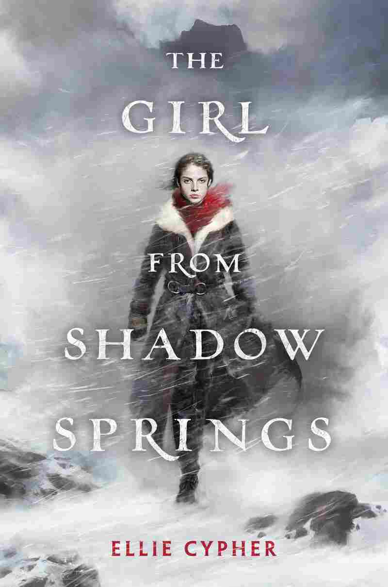 The Girl from Shadow Springs, by Ellie Cypher