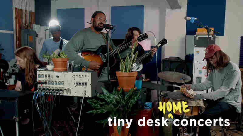 Bartees Strange: Tiny Desk (Home) Concert