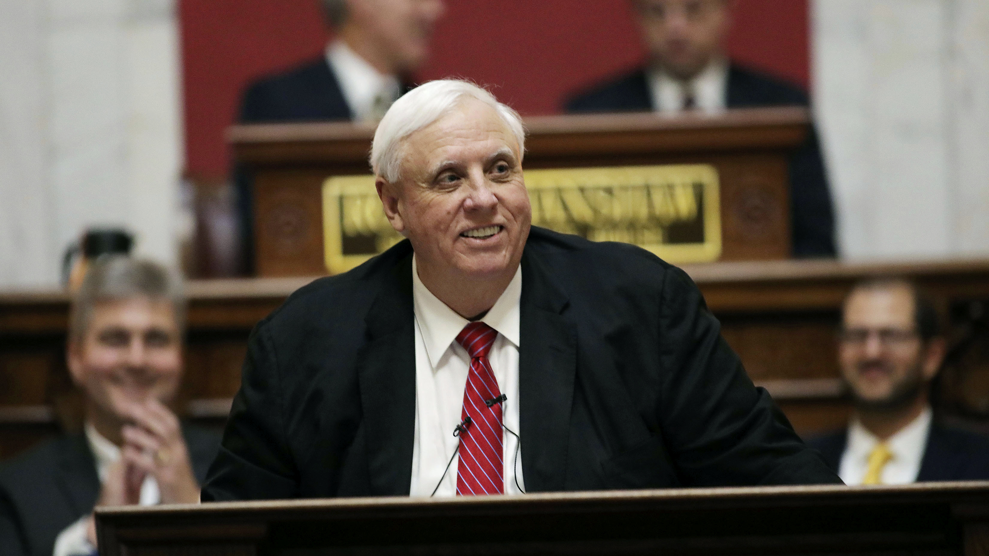 West Virginia Gov. Jim Justice announced in late December that residents older than 80 would be able to receive doses of the vaccine from their county health departments.