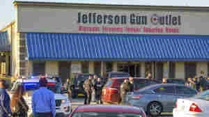 3 Dead, 2 Wounded In Shooting At Gun Store In New Orleans Suburb