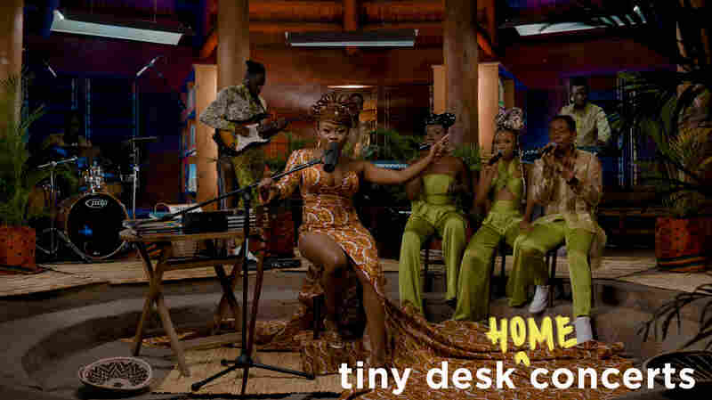 Sampa The Great: Tiny Desk (Home) Concert
