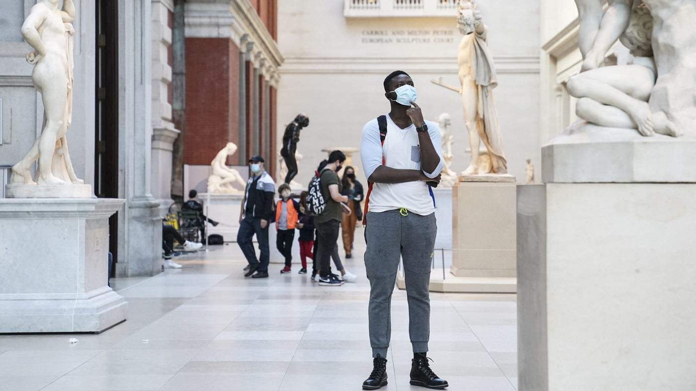The Met Considers Selling Its Art To Stave Off Financial Shortfall - NPR