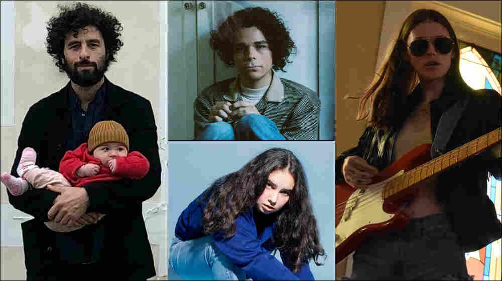 New Mix: José González, Bonnie 'Prince' Billy & Matt Sweeney, Charlie Hickey, More