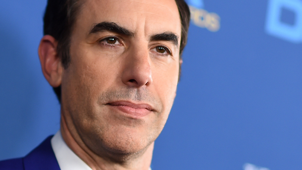 Sacha Baron Cohen On 'Borat' Ethics And Why His Disguise Days Are Over