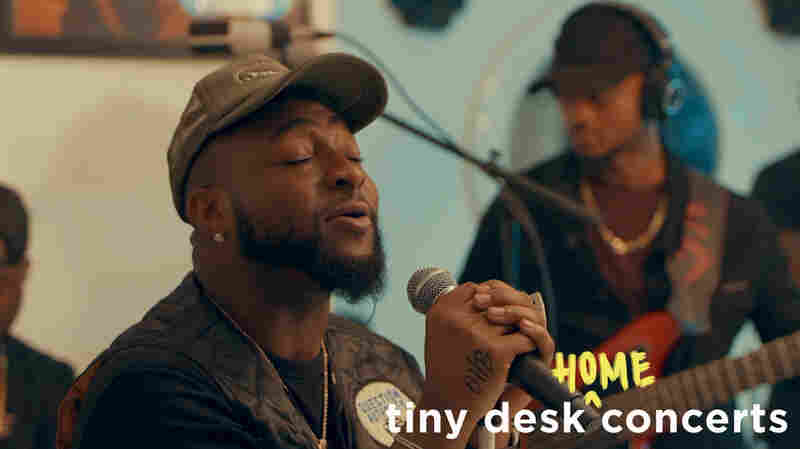 Davido: Tiny Desk (Home) Concert