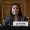 Interior Nominee Deb Haaland Faces Tough Questions On Climate Goals