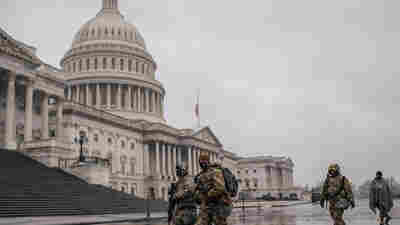 Ousted Capitol Security Officials To Testify On Insurrection In 1st Public Hearing