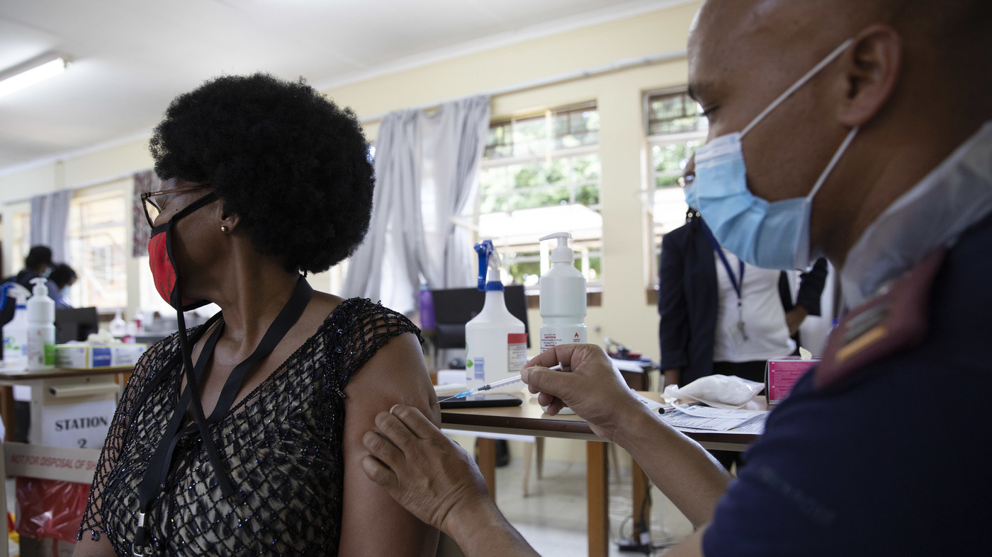 FDA Analysis Of Johnson & Johnson COVID-19 Vaccine Finds It Safe, Effective