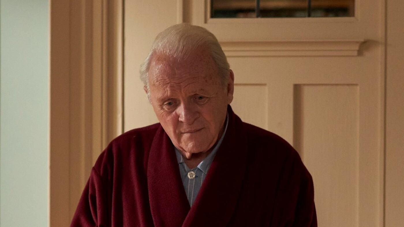 'We Don't Know What's Coming': Anthony Hopkins Plays 'The Father' With Dementia - NPR