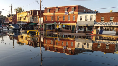 Annapolis, Battling Sea Level Rise, Sues 26 Oil Companies