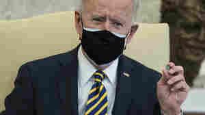 Biden Signs Order Seeking Homegrown Fixes For Shortfalls Of Foreign-Made Items
