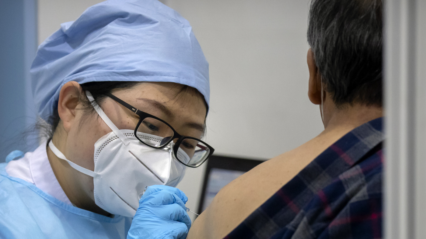Chinese Pharmaceutical Makers Seek Approval For New Coronavirus Vaccines