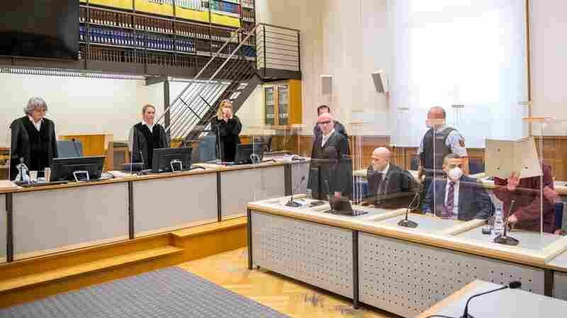 Landmark Verdict In Germany Sentences Syrian For Aiding Crimes Against Humanity