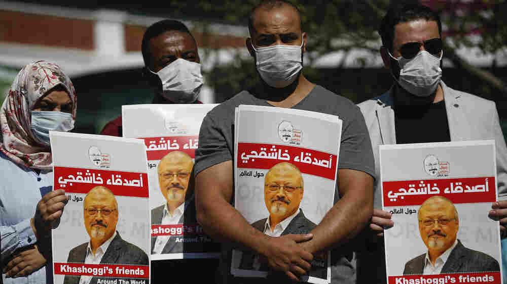 U.S. Intelligence: Saudi Crown Prince Approved Operation To Kill Jamal Khashoggi