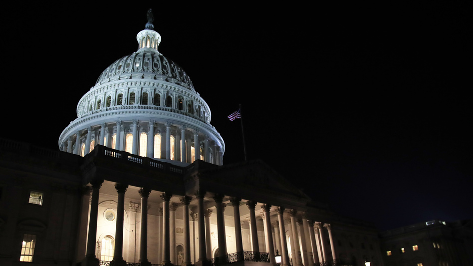 Congressional Democrats have included some of their longtime legislative priorities in the $1.9 trillion COVID relief package. Republicans accuse it of being an expensive liberal wish list; Democrats say they want a New Deal for the present era. (Manuel Balce Ceneta/AP)