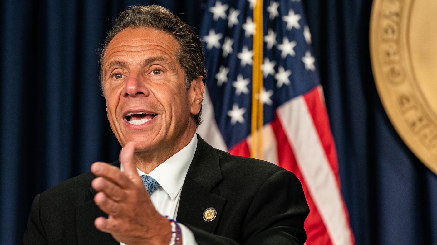 N.Y. Gov. Cuomo Accused Of Sexual Harassment By Former Adviser In His Administration - NPR