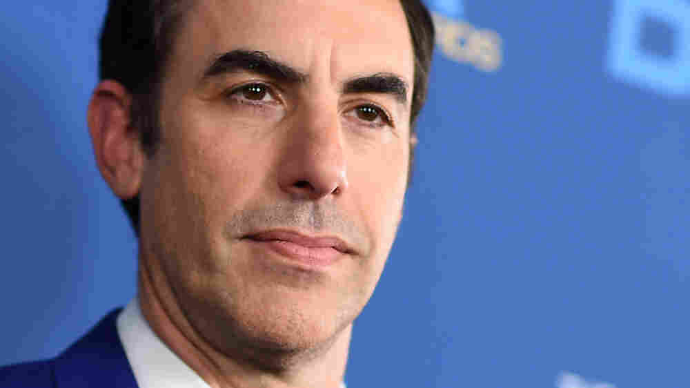 Fresh Air Weekend: Sacha Baron Cohen; Tackling Police Reform From The Inside