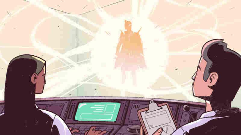 We Buy a Superhero: Resurrection