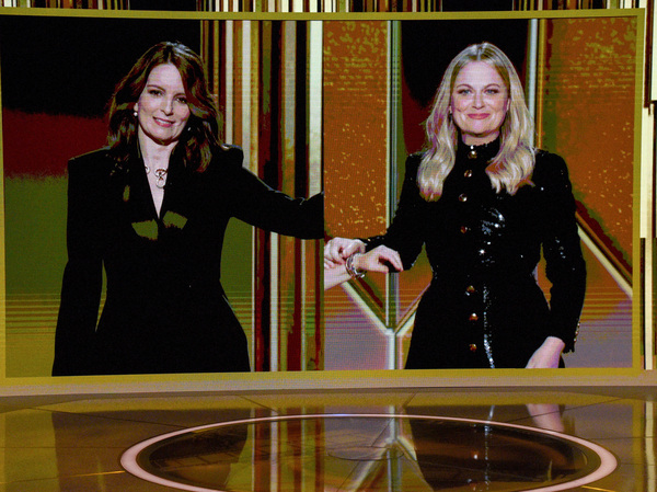 Technical difficulties and an overall uninspired program were the themes of this year's Golden Globes, hosted by Tina Fey and Amy Poehler.