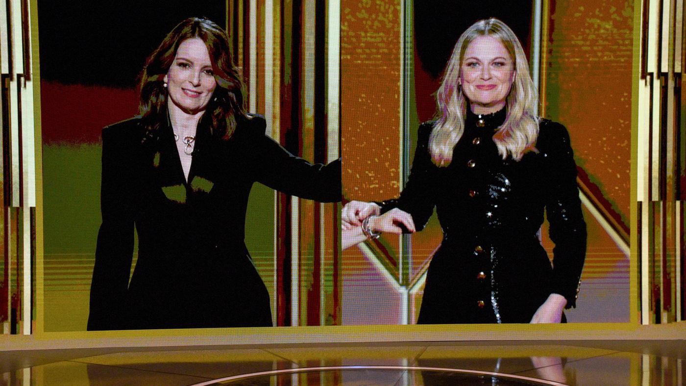 2021 Golden Globes: 'Nomadland,' Chadwick Boseman, Jane Fonda Among Honorees - NPR