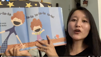 Brooklyn Librarian Becomes Unlikely Star With Her Bilingual Story Time