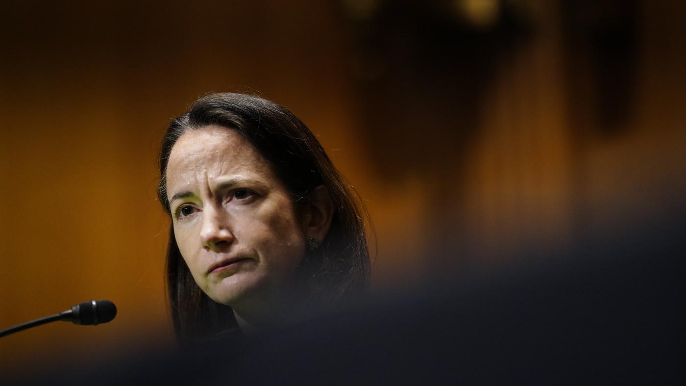 Post-Trump, New U.S. Intel Chief Seeks To Rebuild Trust — And Fight Domestic Terror