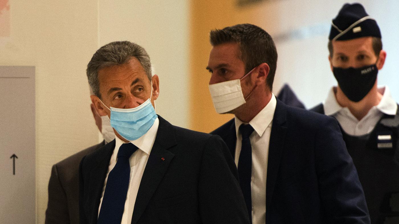 Nicolas Sarkozy Former French President Convicted Of Corruption – NPR