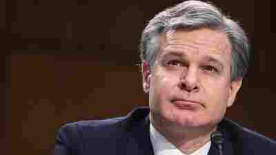 Wray Defends FBI's Intelligence Sharing Ahead Of Jan. 6 Capitol Attack