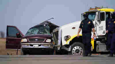 At Least 13 People Dead After Crowded SUV Collides With Truck In California