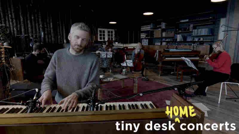 ólafur Arnalds: Tiny Desk (Home) Concert