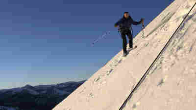How 2 Skiers Conquered Yosemite's Half Dome