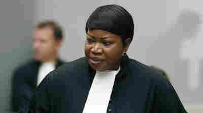 ICC Investigates Alleged Crimes In Palestinian Territories