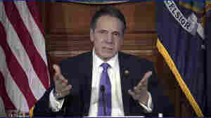 'Embarrassed' Cuomo Apologizes But Won't Resign Over Sexual Harassment Allegations