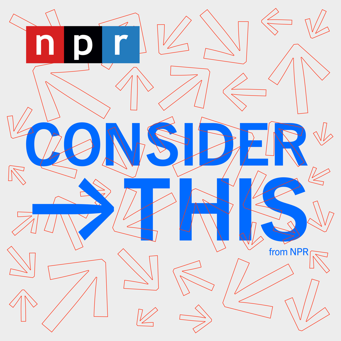 Consider This from NPR podcast show image