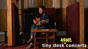 Fleet Foxes: Tiny Desk (Home) Concert