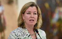 Kelly Clements, United Nations deputy high commissioner for refugees, says that the Biden administration's promise to welcome more refugees into the U.S. sets an important tone on the international stage.