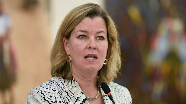 Kelly Clements, United Nations deputy high commissioner for refugees, says that the Biden administration