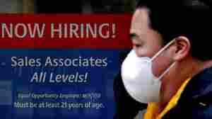 A Sign Of Hope After 'Winter Hibernation': Employers Add 379,000 Jobs